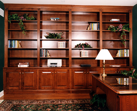beaded bookcases with bookcase backs project stained artisan painted custom