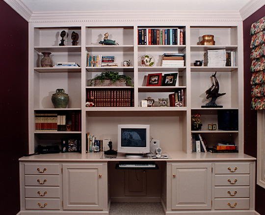 Custom Home Office Cabinets Near Me
