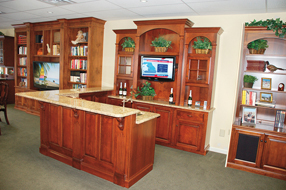 Custom home Maple Bar