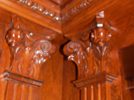 Moulding Detail - Enkeboll