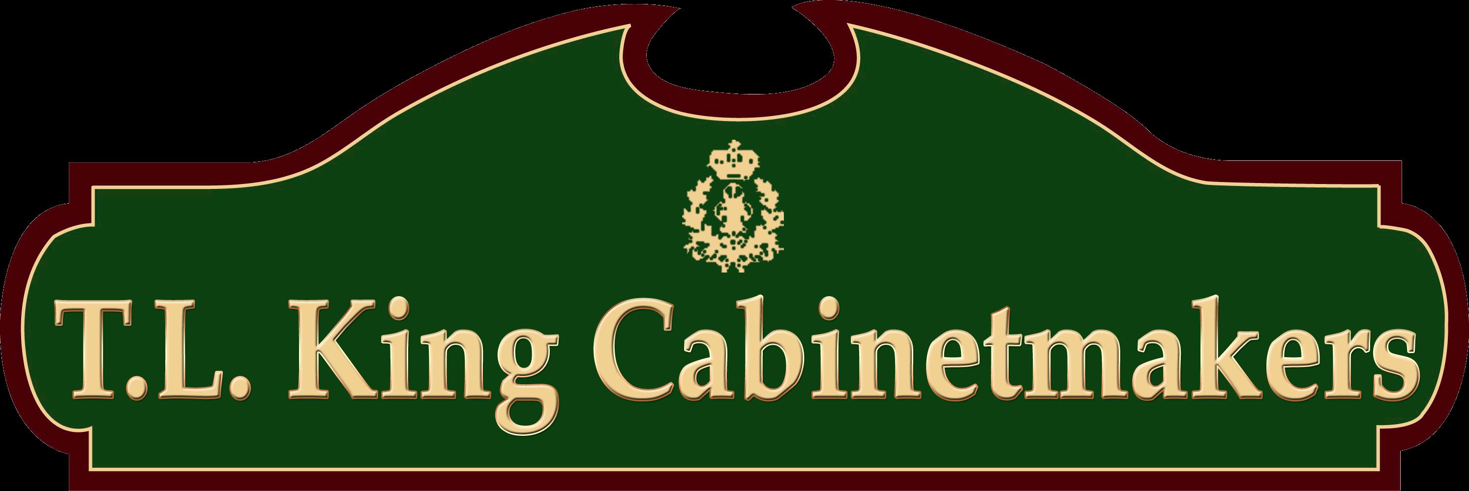 TL King Cabinetmakers LLC Logo